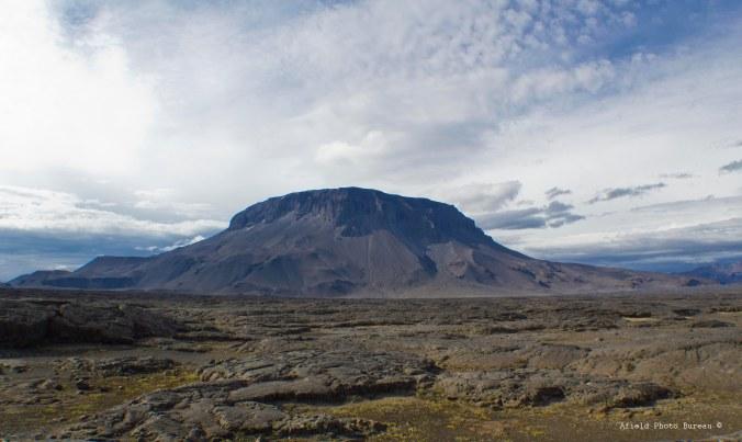 Herðubreið, the queen of Iceland's mountain. Halfway to Askja.