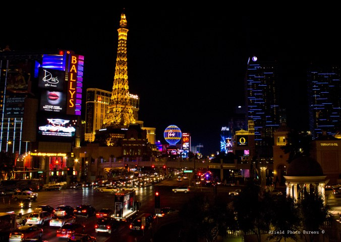 Ah Vegas. We have been to Vegas a number of times and we rarely get more than a few pictures. That is by design.