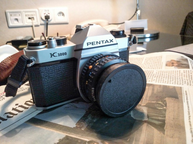 My new camera is old enough to drink and rent a car.
